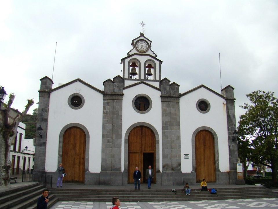 Iglesia de San Vicente Ferrer Valleseco isla de Gran Canaria 23