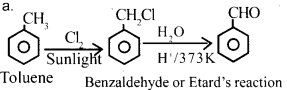 Plus Two Chemistry Chapter Wise Previous Questions Chapter 12 Aldehydes, Ketones and Carboxylic Acids 15