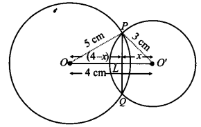 NCERT Solutions for Class 9 Maths Chapter 10 Circles Ex 10.4 A1
