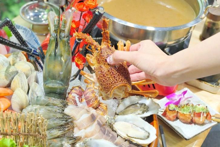 46752325115 7435b7ecc3 c - 熱血採訪│十八魂手串燒烤,母親節限定豪邁痛風鍋 斯里蘭卡巨蝦+7種海鮮!串燒50元起便宜又好吃