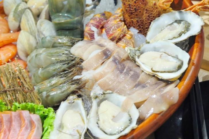 46752327065 286745954c c - 熱血採訪│十八魂手串燒烤,母親節限定豪邁痛風鍋 斯里蘭卡巨蝦+7種海鮮!串燒50元起便宜又好吃