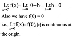 Plus Two Maths Chapter Wise Previous Questions Chapter 5 Continuity and Differentiability 41