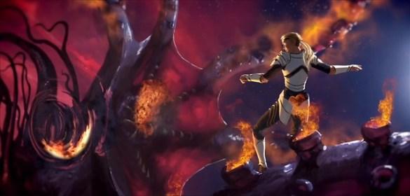 Mortal Kombat 11 - Kosmische Schrecken