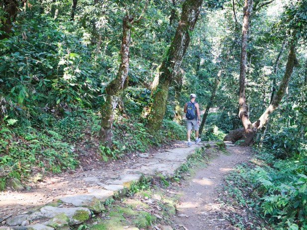 Trekking en Pokhara