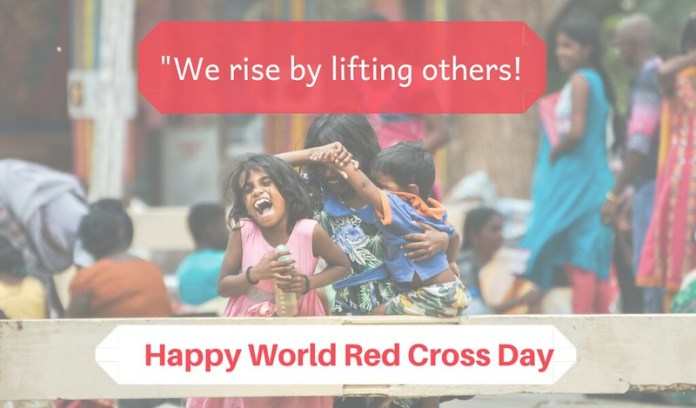 world red cross and red crescent day 2019