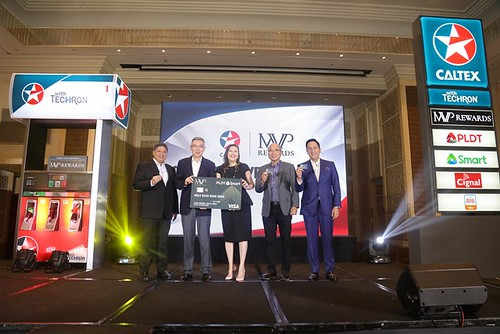 Caltex unveils partnership with MVP rewards card_takes loyalty programs a notch higher