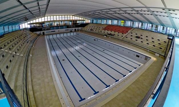 Universiadi Napoli 2019, una nuova vasca olimpica per la Scandone
