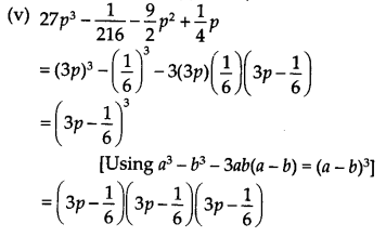 NCERT Solutions for Class 9 Maths Chapter 2 Polynomials Ex 2.5 A8