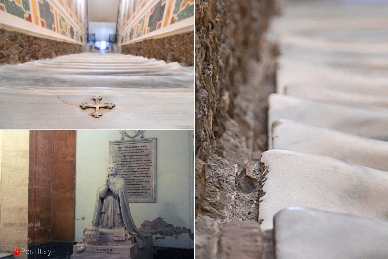 Escada Santa em Roma