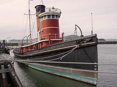 Steam Tug Hercules SR600409