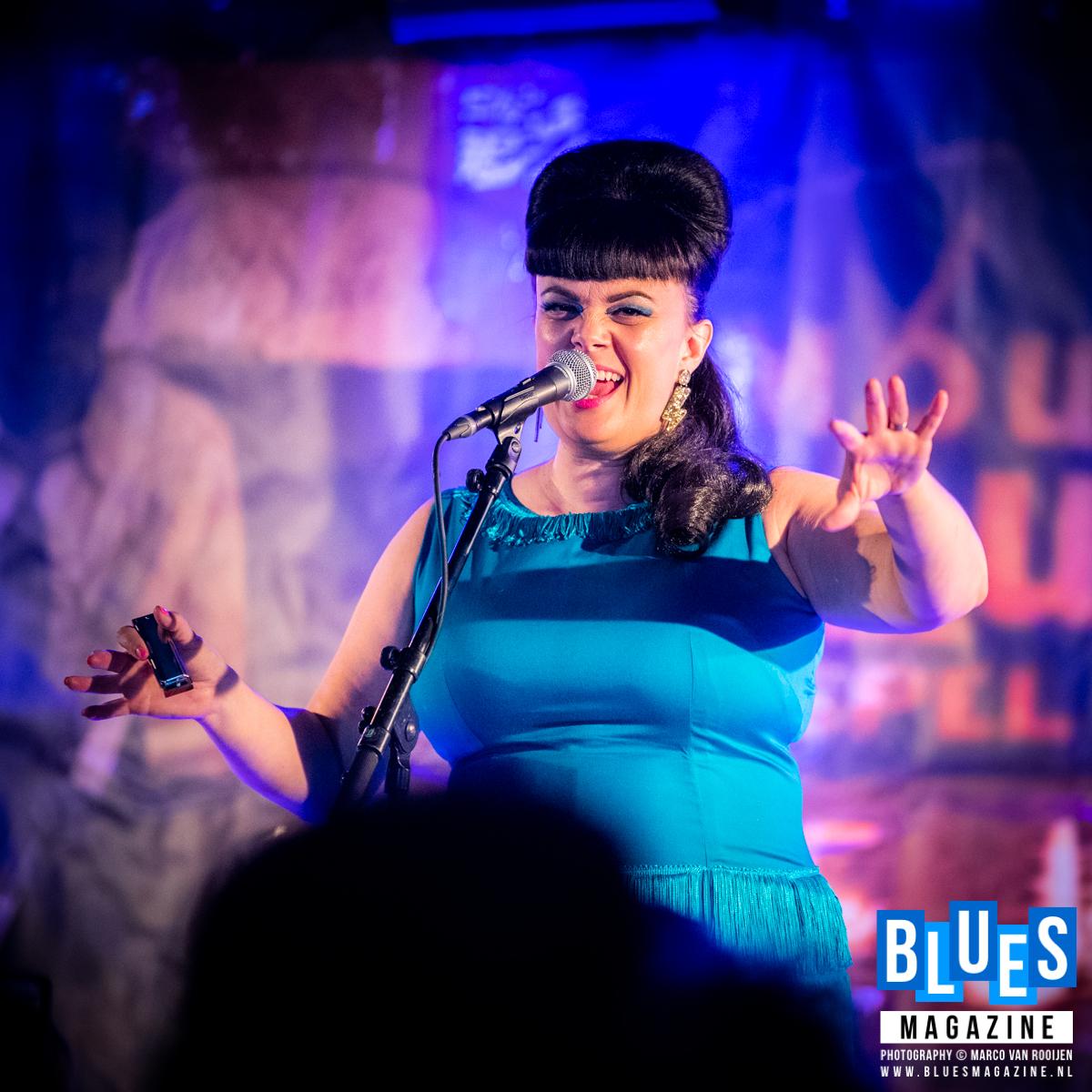 Tami Neilson @ Moulin Blues 2019