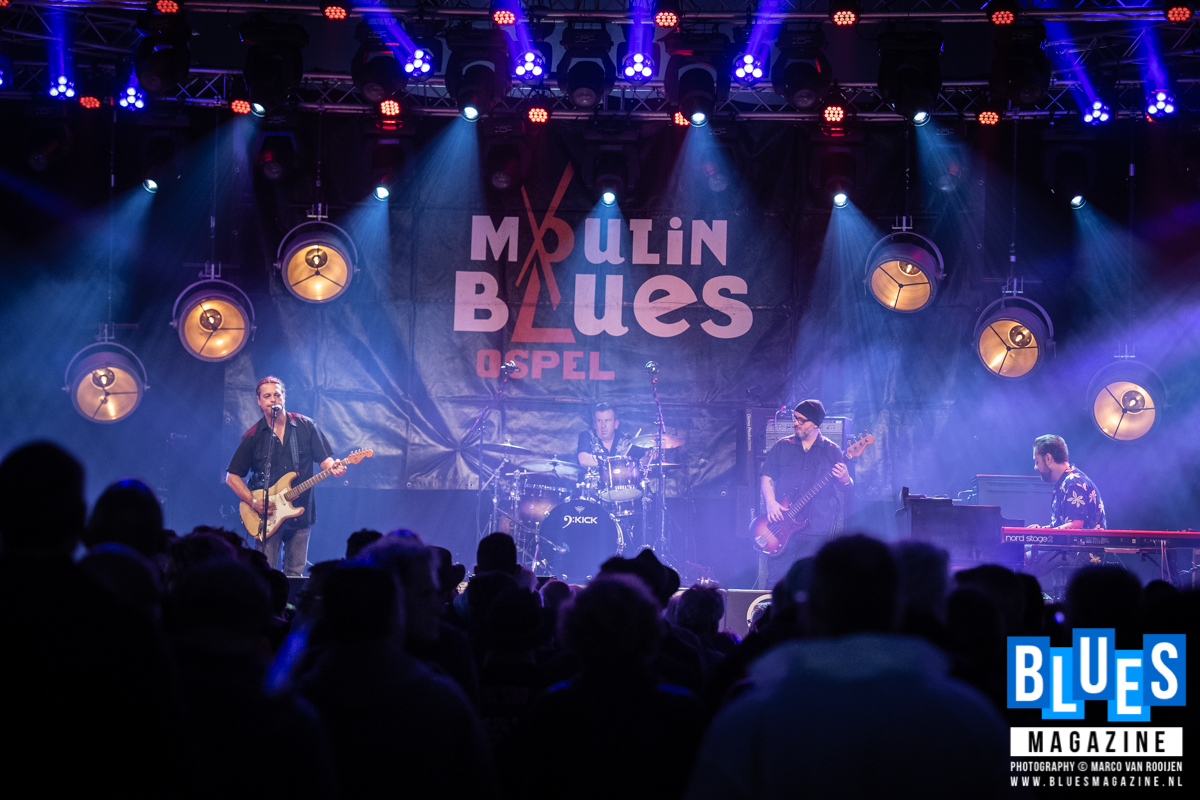 Dave Herrero @ Moulin Blues 2019