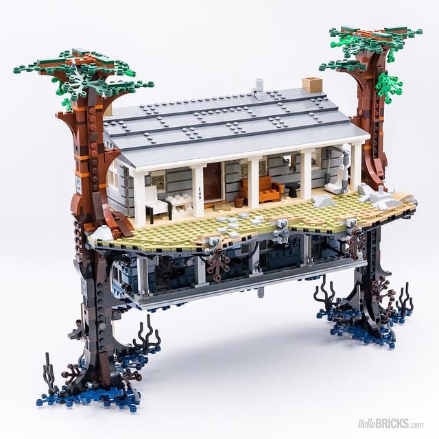 REVIEW LEGO 75810 Stranger Things 11