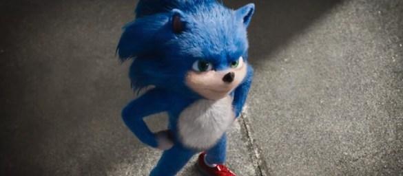 Sonic The Hedgehog - Poseren