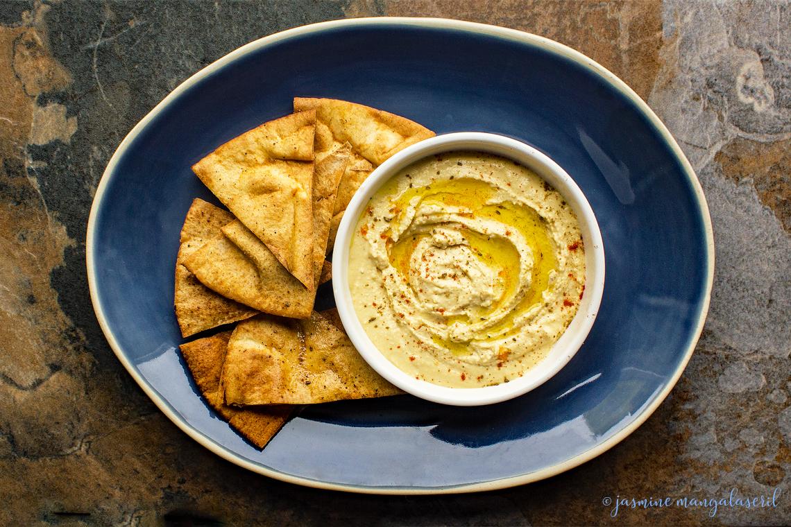 190516 InkstainedApron - Hummus