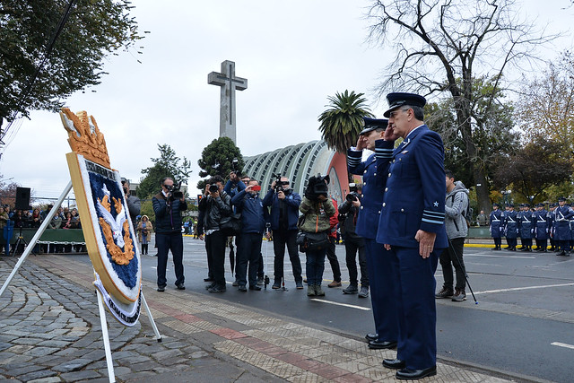 131° Aniversario Natalicio Comodoro Arturo Merino Benítez
