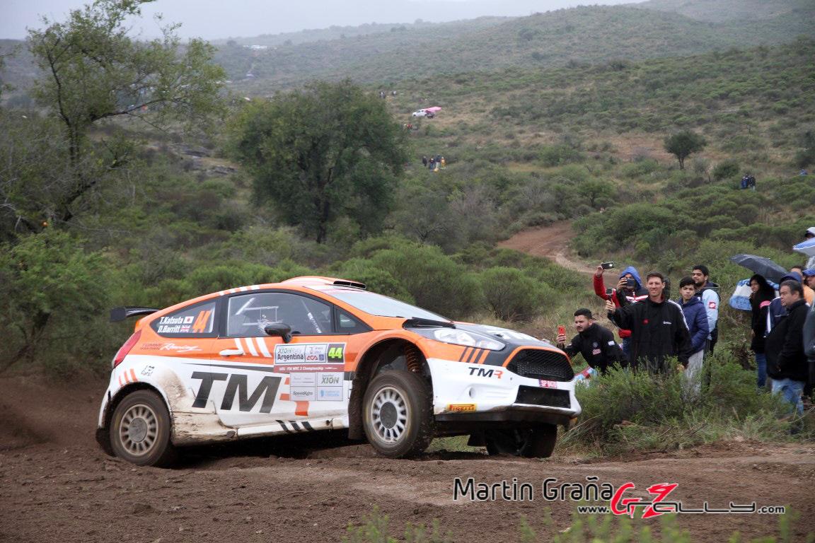 Rally Argentina WRC 2019 - Martin Graña