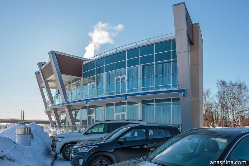 """Отель """"Круиз"""" в Костроме"""