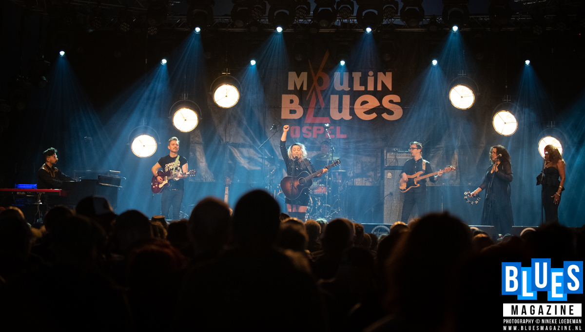Samantha Martin & Delta Sugar @ Moulin Blues 2019