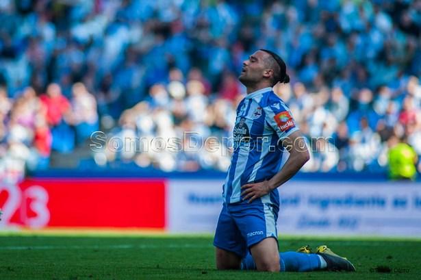 Deportivo 1 - Cadiz 1