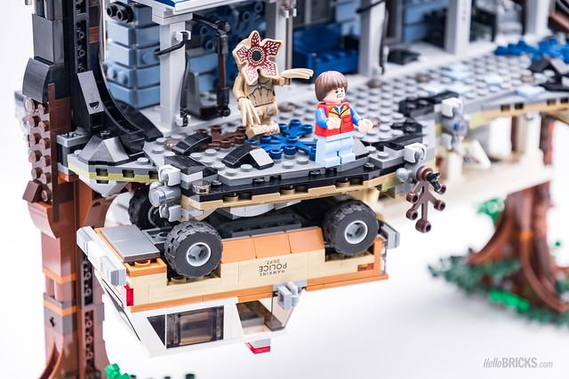 REVIEW LEGO 75810 Stranger Things 16