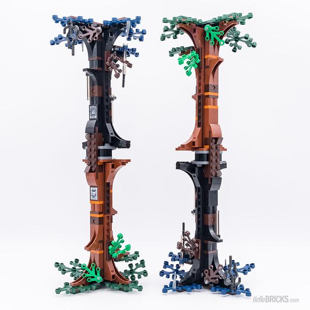 REVIEW LEGO 75810 Stranger Things 08