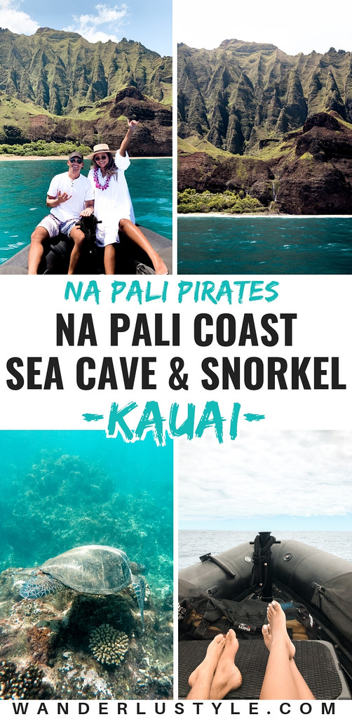Kauai Must Do: Na Pali Coast Boat Tour - Na Pali Pirates