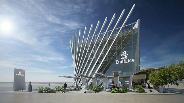 Emirates Pavilion