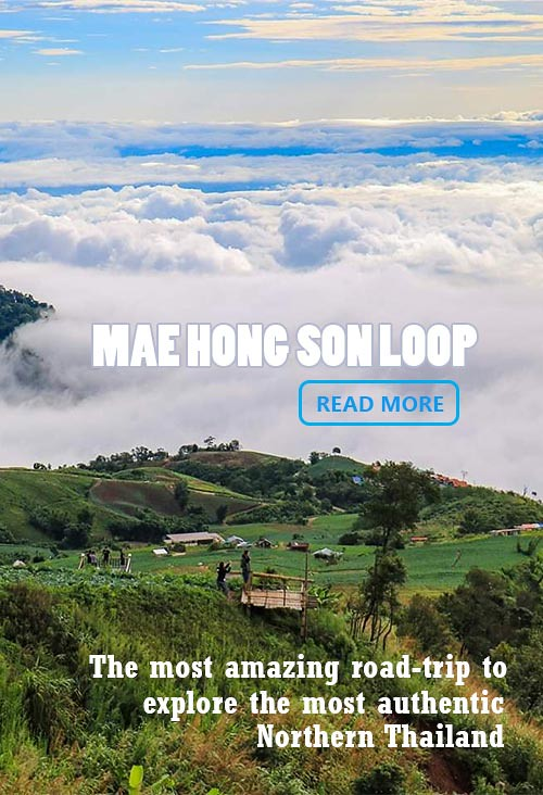 Mae Hong Son Loop Road Trip