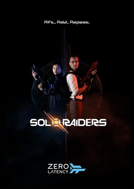 Sol Raiders Poster v1