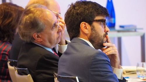 Raul Medina y Angel Arias