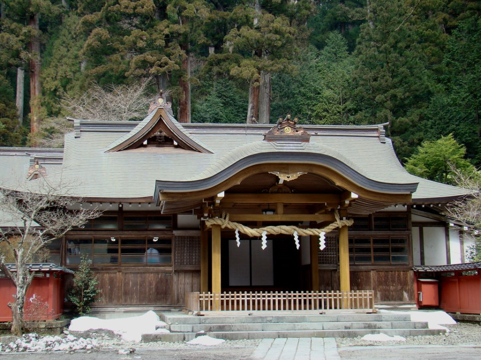 Santuario Futarasan Jinja Nikko Japon 04