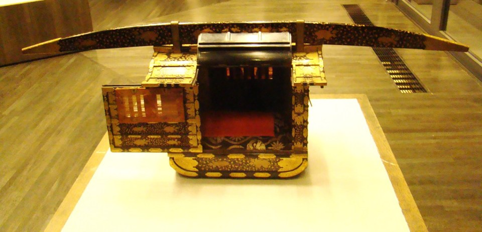 Museo Edo Medios Transporte Tokio Japon 02