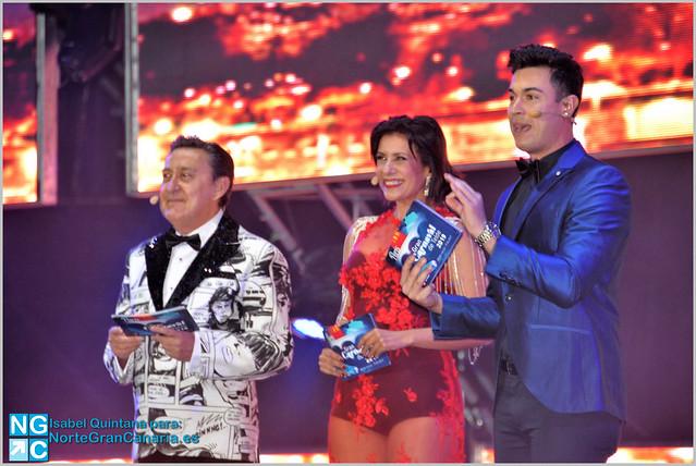 Gala Drag Telde 2019 por Isabel Quintana