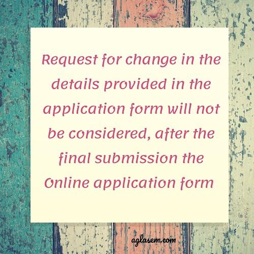 JIPMER 2019 application form