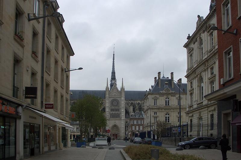 Амьенский собор, Амьен, Франция