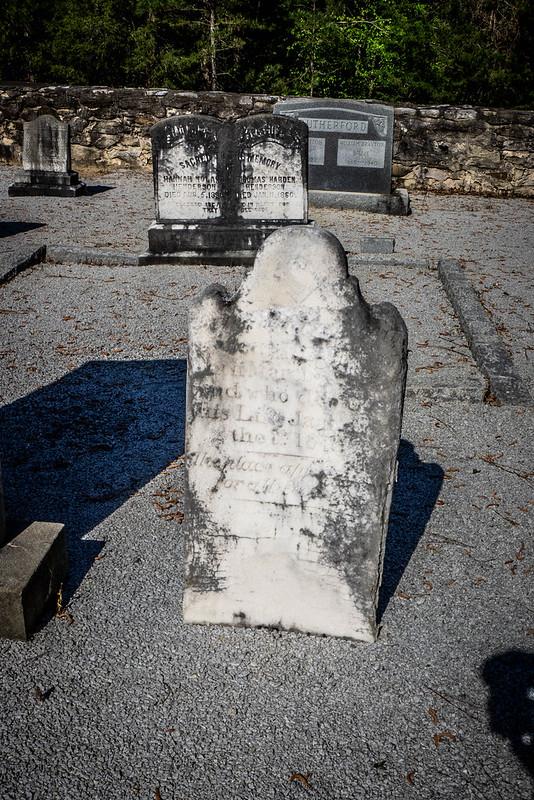 Henderson Family Cemetery, Newberry County