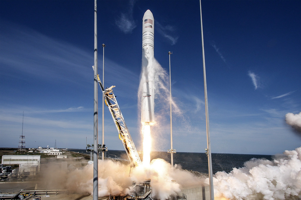 NG-11 Antares Launch