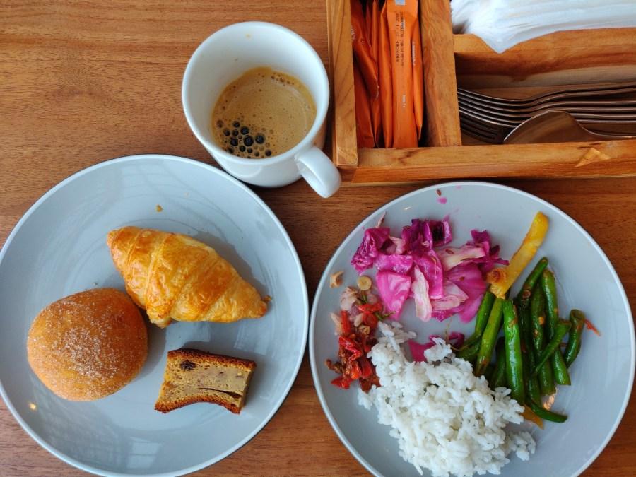 Croissant Element by Westin Ubud Bali