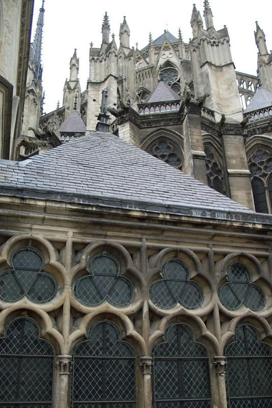 Амьенский собор, Франция, Амьен