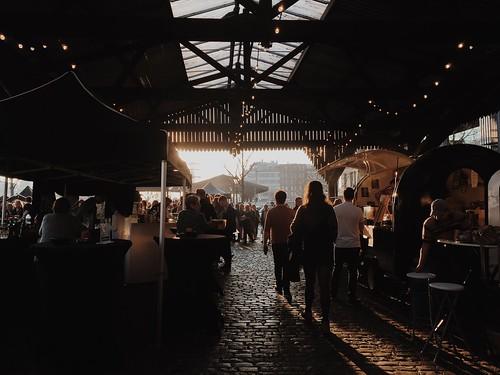 Dokmarkt | El mercado del muelle