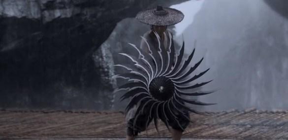 Σκιά - Ξίφος ομπρέλας