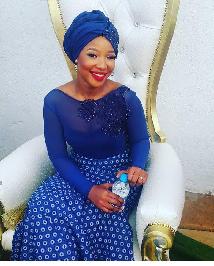 Latest Shweshwe Dresses