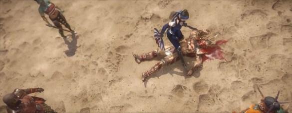 Mortal Kombat 11 - Shao Kahn besiegt