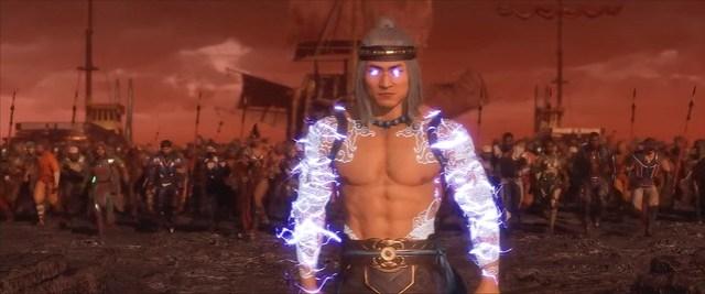 Mortal Kombat 11 - Feuergott Liu Kang