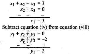 RBSE Solutions for Class 10 Maths Chapter 9 Co-ordinate Geometry Q.21.2