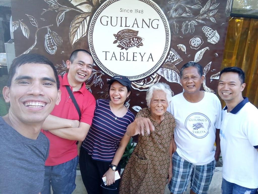 F&B team with Team Guilang Tableya