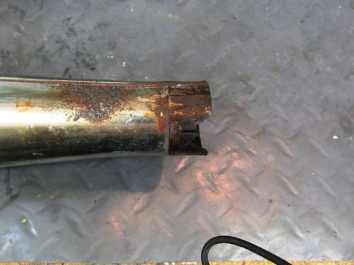 Muffler Corrosion