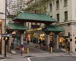 China Town Dragon Gate SR600569