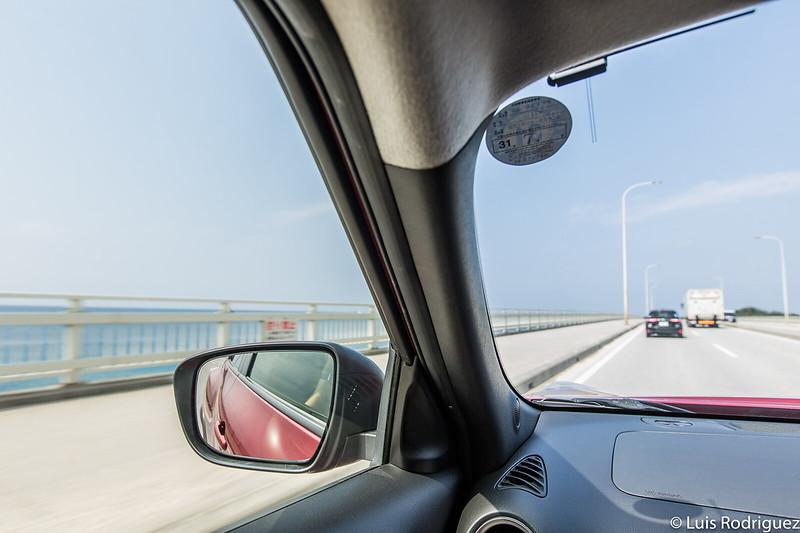 Conduire à travers le Japon